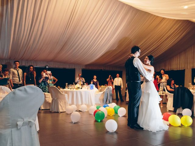 Il matrimonio di Andrea e Yu Ting a Ripalta Cremasca, Cremona 102