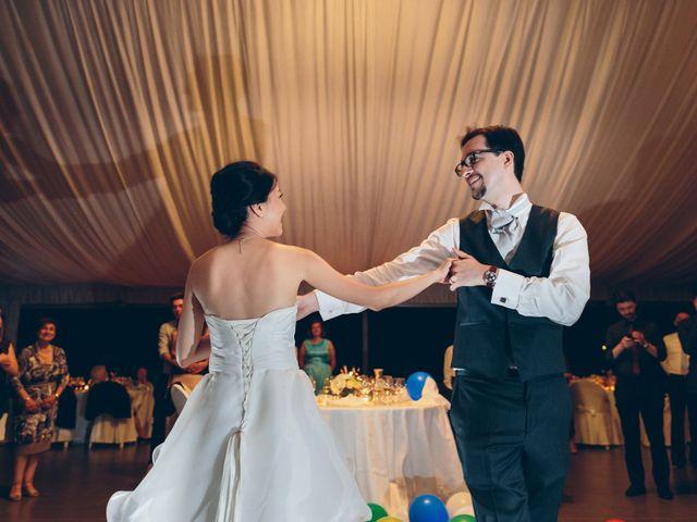 Il matrimonio di Andrea e Yu Ting a Ripalta Cremasca, Cremona 103