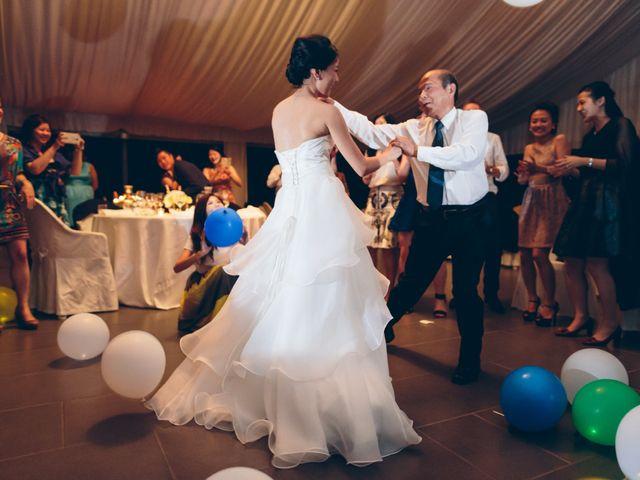 Il matrimonio di Andrea e Yu Ting a Ripalta Cremasca, Cremona 107
