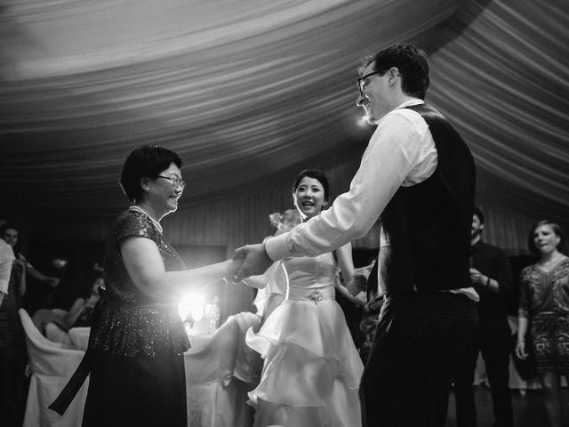 Il matrimonio di Andrea e Yu Ting a Ripalta Cremasca, Cremona 108