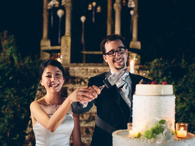 Il matrimonio di Andrea e Yu Ting a Ripalta Cremasca, Cremona 119