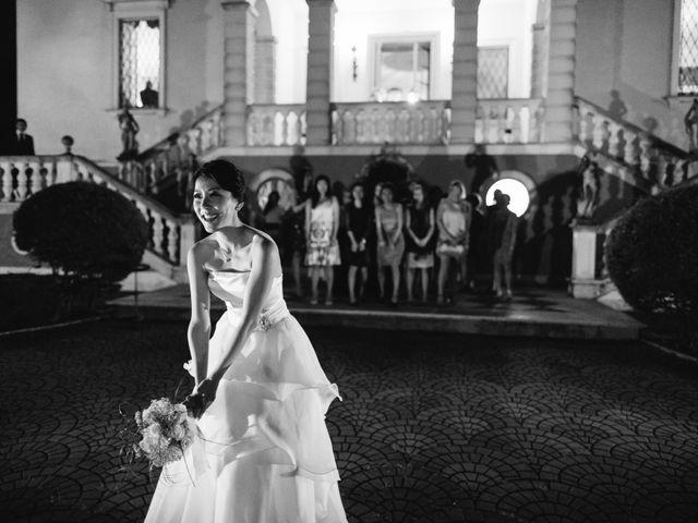 Il matrimonio di Andrea e Yu Ting a Ripalta Cremasca, Cremona 126