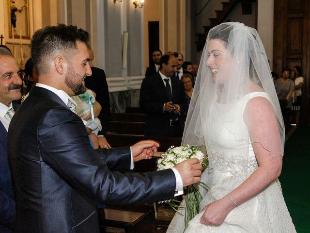 Il matrimonio di Gabriele e Alessandra a Manocalzati, Avellino 1