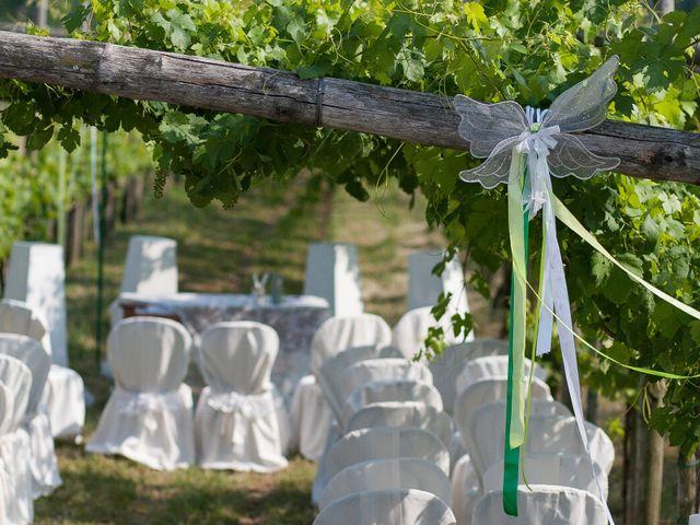 Il matrimonio di Flavia Giustina Fornelli  e Antonio a Cuceglio, Torino 18
