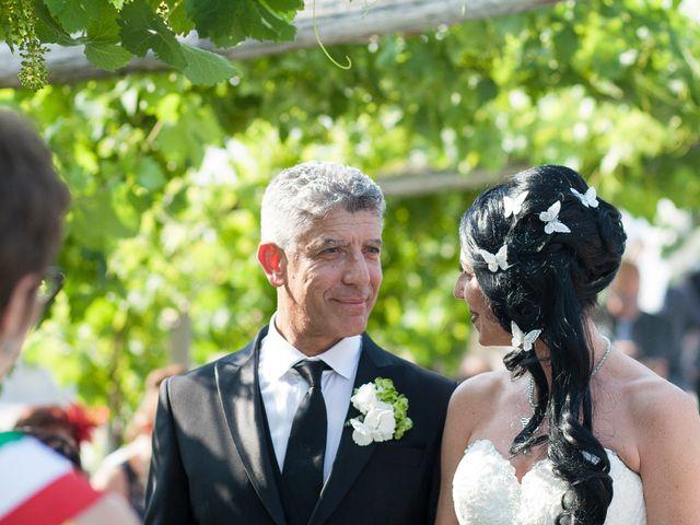 Il matrimonio di Flavia Giustina Fornelli  e Antonio a Cuceglio, Torino 27