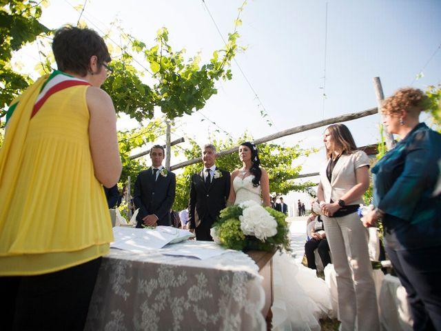 Il matrimonio di Flavia Giustina Fornelli  e Antonio a Cuceglio, Torino 29