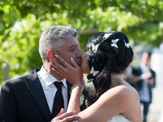 Il matrimonio di Flavia Giustina Fornelli  e Antonio a Cuceglio, Torino 30