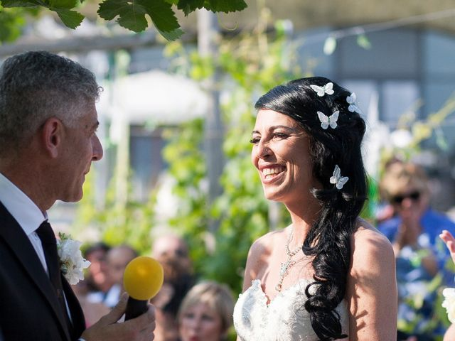 Il matrimonio di Flavia Giustina Fornelli  e Antonio a Cuceglio, Torino 33