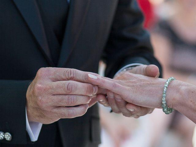 Il matrimonio di Flavia Giustina Fornelli  e Antonio a Cuceglio, Torino 39