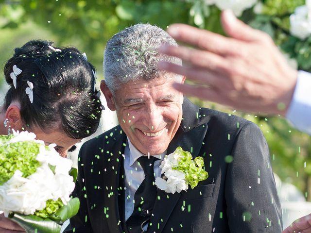 Il matrimonio di Flavia Giustina Fornelli  e Antonio a Cuceglio, Torino 43