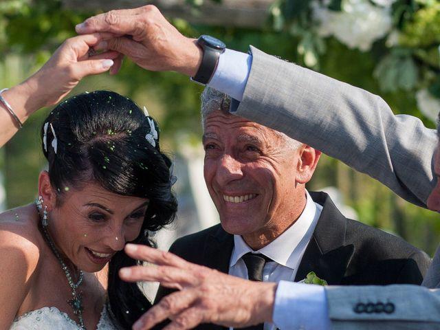 Il matrimonio di Flavia Giustina Fornelli  e Antonio a Cuceglio, Torino 44