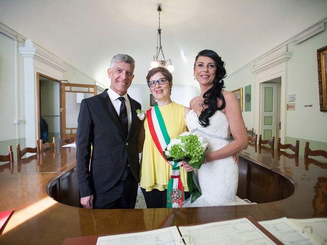 Il matrimonio di Flavia Giustina Fornelli  e Antonio a Cuceglio, Torino 51