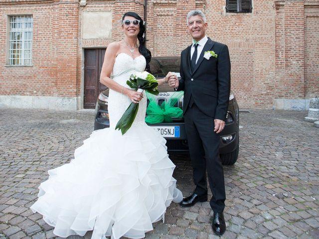 Il matrimonio di Flavia Giustina Fornelli  e Antonio a Cuceglio, Torino 52