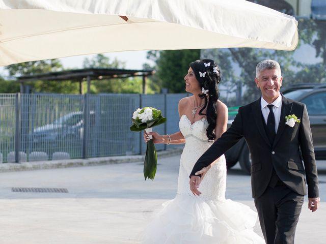 Il matrimonio di Flavia Giustina Fornelli  e Antonio a Cuceglio, Torino 53