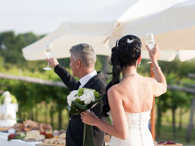 Il matrimonio di Flavia Giustina Fornelli  e Antonio a Cuceglio, Torino 54
