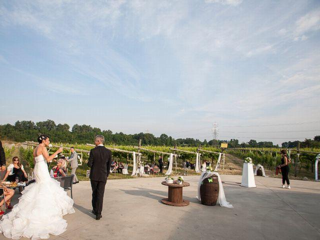 Il matrimonio di Flavia Giustina Fornelli  e Antonio a Cuceglio, Torino 55