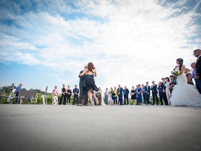 Il matrimonio di Flavia Giustina Fornelli  e Antonio a Cuceglio, Torino 56