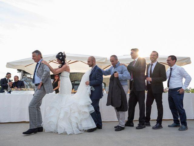 Il matrimonio di Flavia Giustina Fornelli  e Antonio a Cuceglio, Torino 57