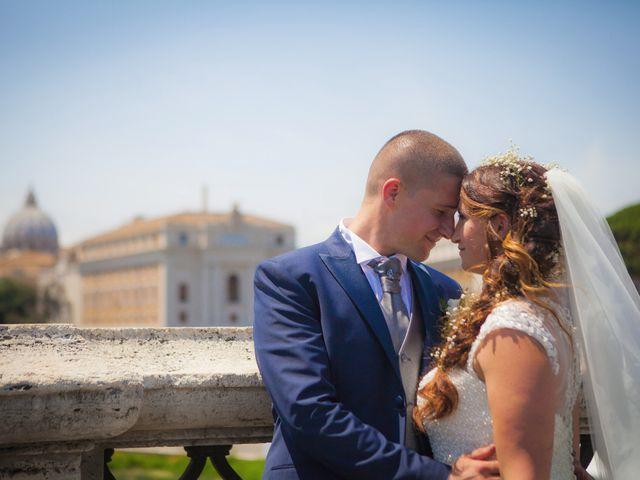 le nozze di Ludovica e Valerio