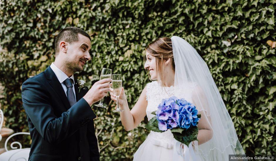 Il matrimonio di Mario e Valeria a Roma, Roma