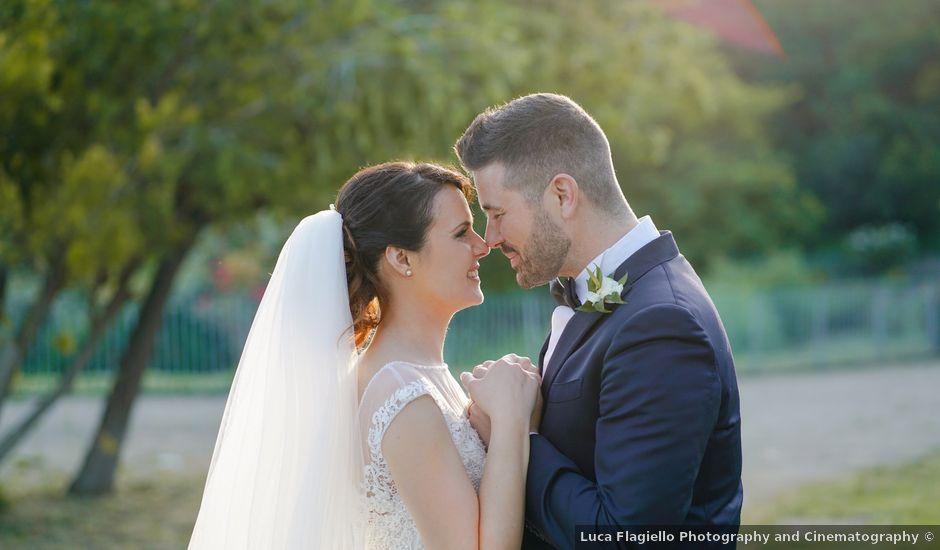 Il matrimonio di Emanuele e Monica a Napoli, Napoli