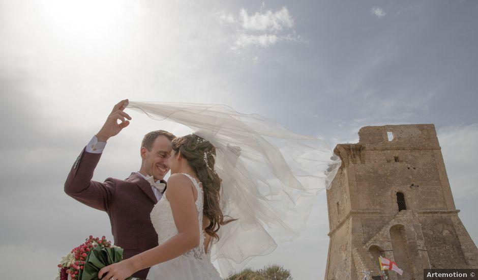 Il matrimonio di Francesca e Andrea a Butera, Caltanissetta