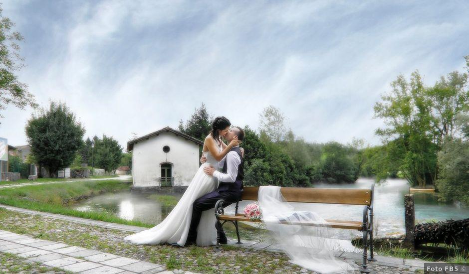 Il matrimonio di Sergio e Chiara a Aviano, Pordenone
