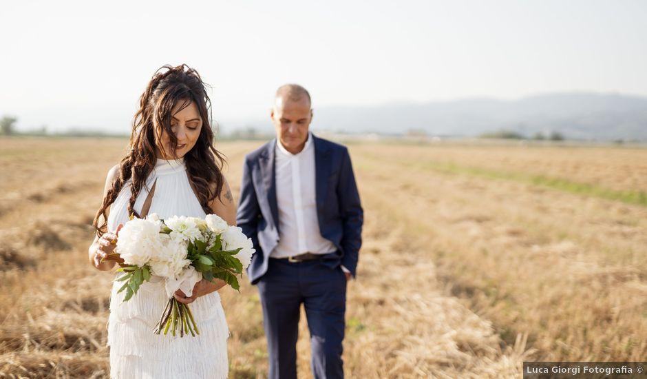 Il matrimonio di Franco e Stella a Ameglia, La Spezia