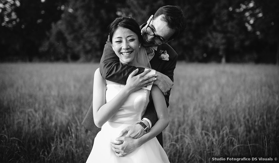 Il matrimonio di Andrea e Yu Ting a Ripalta Cremasca, Cremona