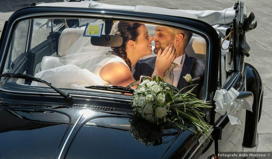 Il matrimonio di Gabriele e Alessandra a Manocalzati, Avellino