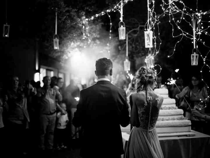 le nozze di Valentina e Andi