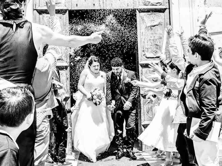 Le nozze di Annalisa e Piero