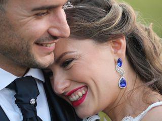 Le nozze di Elona e Indrit