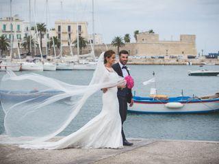 Le nozze di Luciana e Vito
