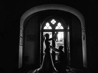 Le nozze di Alessandro e Corinne 1