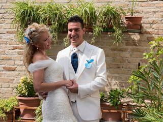 Le nozze di Fraisury e Mirko 1