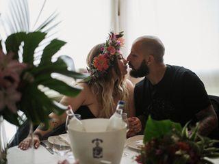 Le nozze di Ilenia e Massimiliano