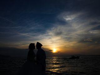 Le nozze di Anna e Ruggiero