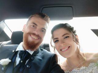 Le nozze di Giada e Samuele