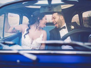 Le nozze di Daniele e Martina