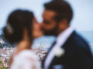 Le nozze di Luigi e Antonella