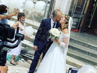 Le nozze di Francesca  e Daniel  1