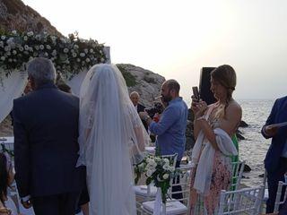 Le nozze di Laura e Elia 1