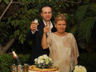 Le nozze di Sergio  e Ornella