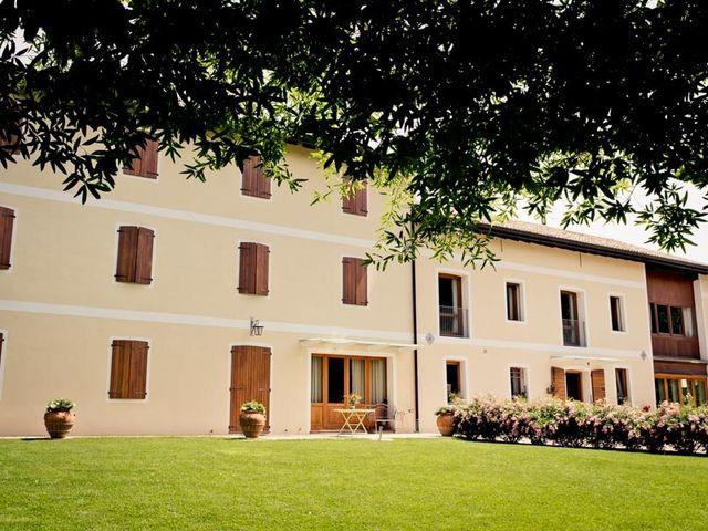 Il matrimonio di Gianluca e Angela a Volpago del Montello, Treviso 3
