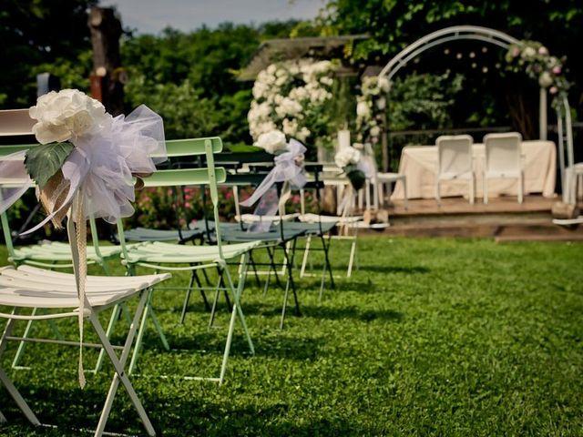 Il matrimonio di Gianluca e Angela a Volpago del Montello, Treviso 4
