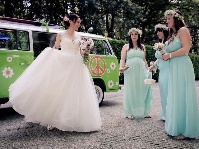Il matrimonio di Gianluca e Angela a Volpago del Montello, Treviso 8