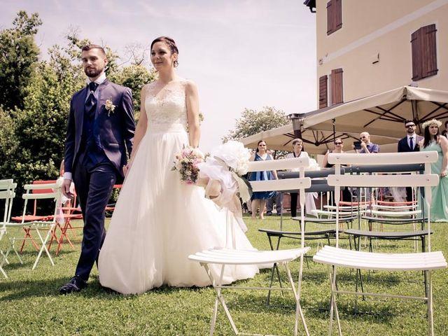 Il matrimonio di Gianluca e Angela a Volpago del Montello, Treviso 11