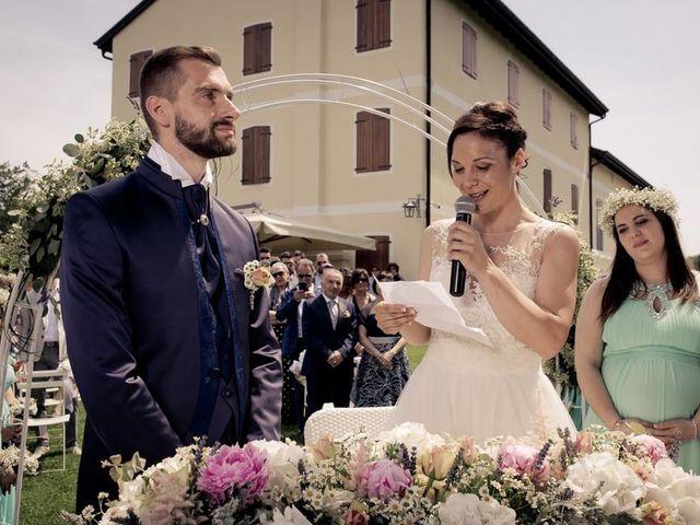 Il matrimonio di Gianluca e Angela a Volpago del Montello, Treviso 12