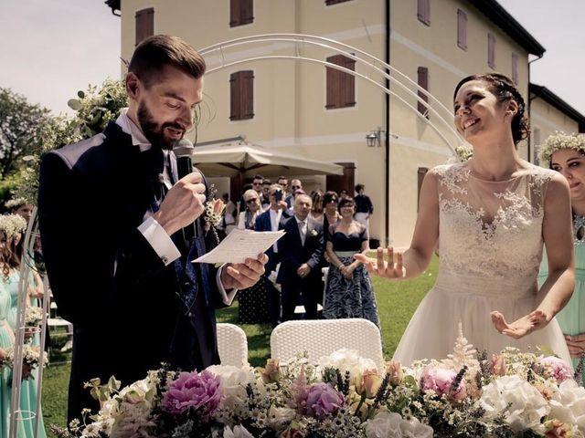Il matrimonio di Gianluca e Angela a Volpago del Montello, Treviso 13